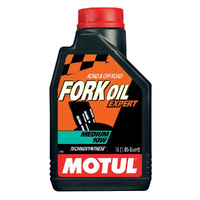 MOTUL FORK OIL EXPERT 10W (MEDIUM) 1L