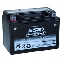 SSB V-SPEC POWERSPORT AGM 12V BATTERY (VTZ14-S)