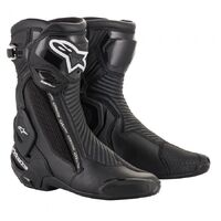 ALPINESTARS SMX PLUS V2 BOOT BLACK