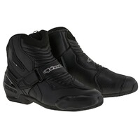 ALPINESTARS SMX 1 R RIDE SHOE BLACK