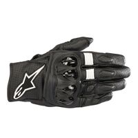 ALPINESTARS CELER V2 LEATHER GLOVES BLACK