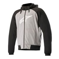 ALPINESTARS CHROME SPORTS HOODY - CE CERTIFIED