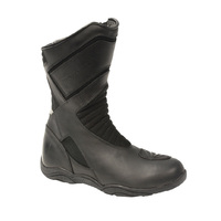 MOTODRY TOUR LEATHER ROAD BOOTS