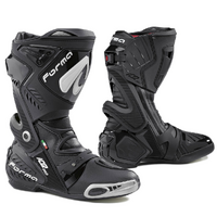 ICE PRO RACE BOOT BLACK