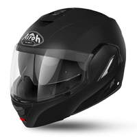 AIROH REV SOLID MATT BLACK HELMET