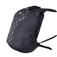 MOTODRY ECO BACKPACK BLACK 'ZXB-1'