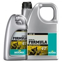 FORMULA 4T SEMI SYNTHETIC