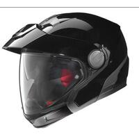 NOLAN N-40 FULL BLACK HELMET
