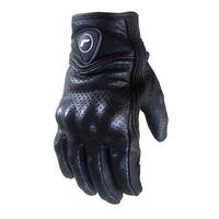 SHORTIE PERFORATED GLOVES