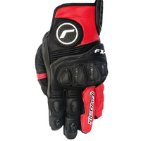 GLOVE SUPERMOTO RACE BLK RED