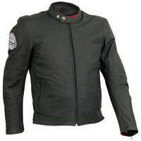 RICONDI THE PALMERSTON SUMMER LEATHER JACKET