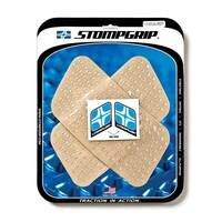 STOMPGRIP ALL PURPOSE VOLCANO QUADRILATERALS - CLEAR