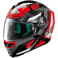 X-LITE X803 ULTRA CARBON MASTERY RED/WHITE