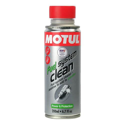 MOTUL MC FUEL SYSTEM CLEAN 200ML