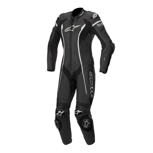 ALPINESTARS STELLA MISSILE TECH AIR 1PCE BLACK WHITE