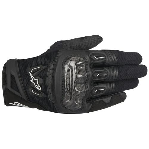 ALPINESTARS SMX 2 AIR CARBON v2 GLOVES BLACK XL